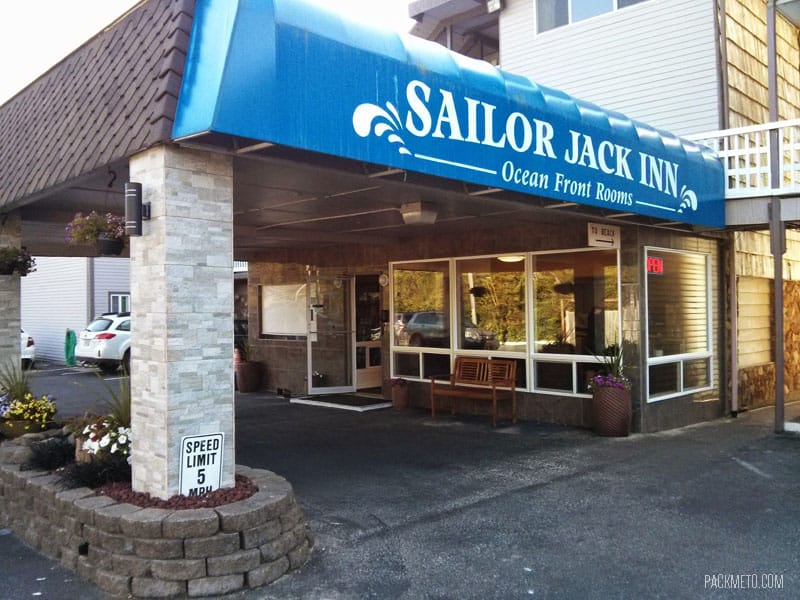 Sailor Jack's Oceanfront Inn Lincoln City | packmeto.com