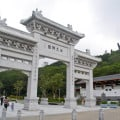 Tian Tan Buddha - Entry Gate
