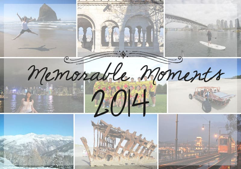 Memorable Moments from 2014