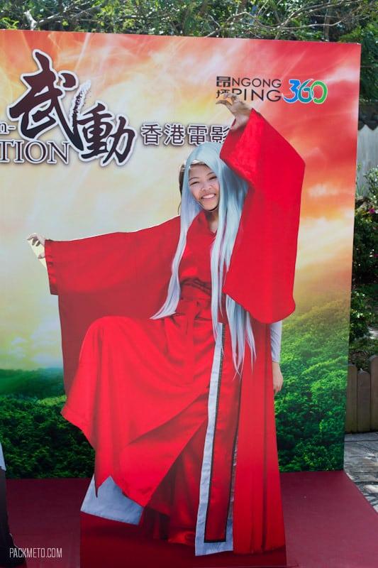 Ngong Ping - Things to do on Lantau Island | packmeto.com