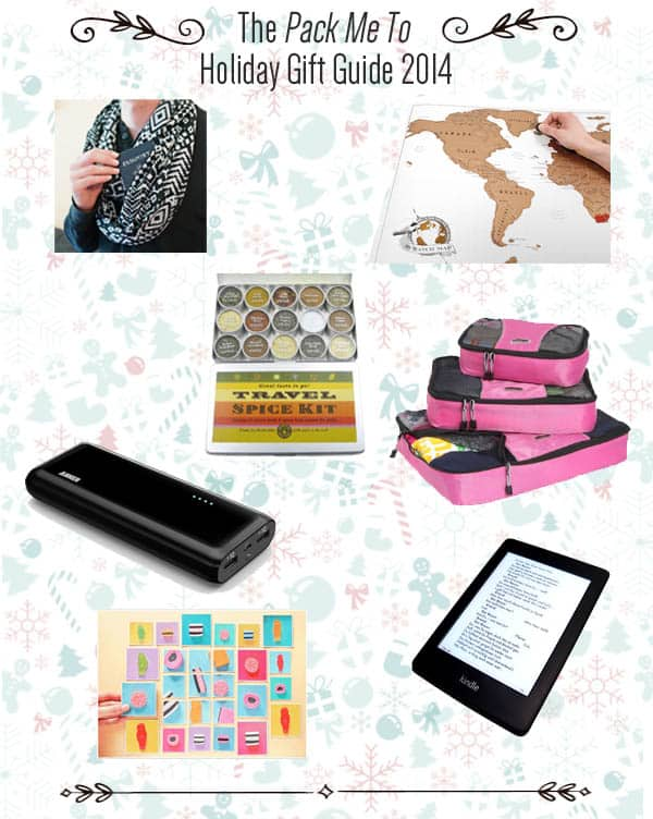 The Pack Me To 2014 Holiday Gift Guide For Travelers