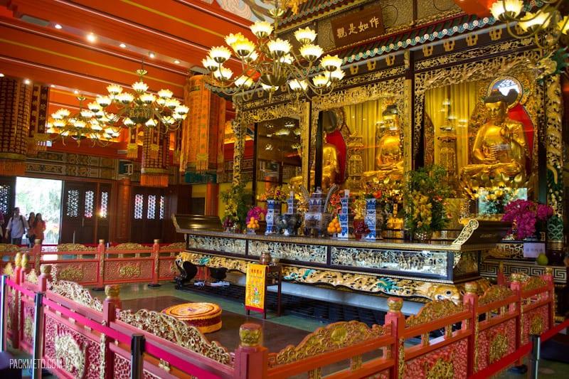Po Lin Monastery - Things to do on Lantau Island | packmeto.com
