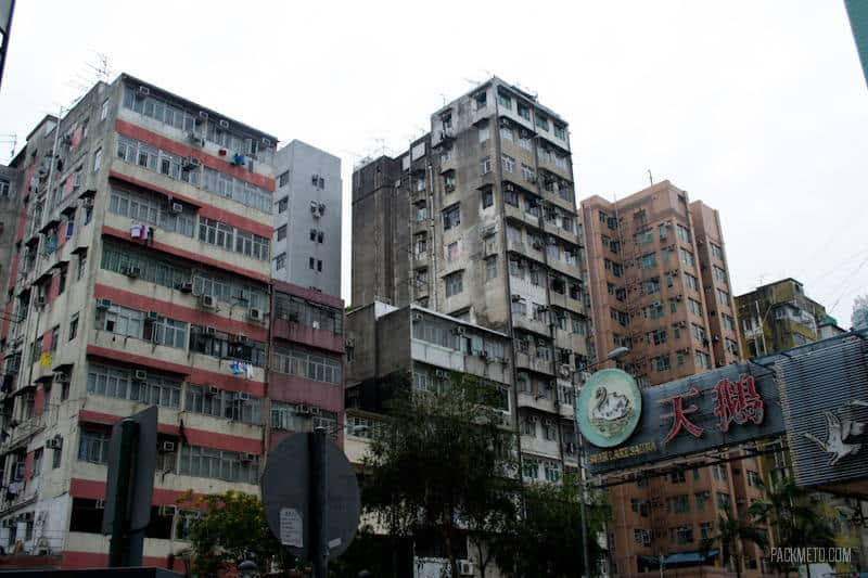 Sham Shui Po Apartments