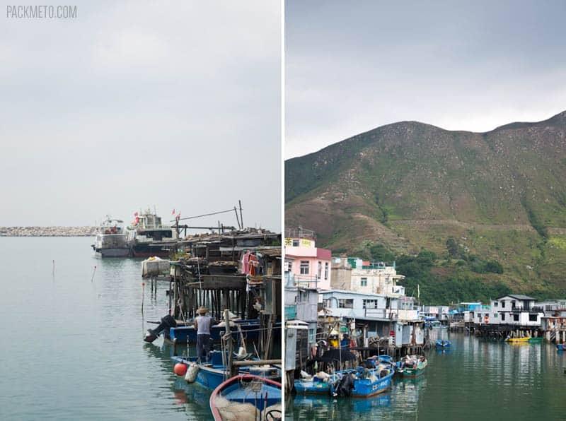 Tai O Stilt Houses - Things to do on Lantau Island | packmeto.com