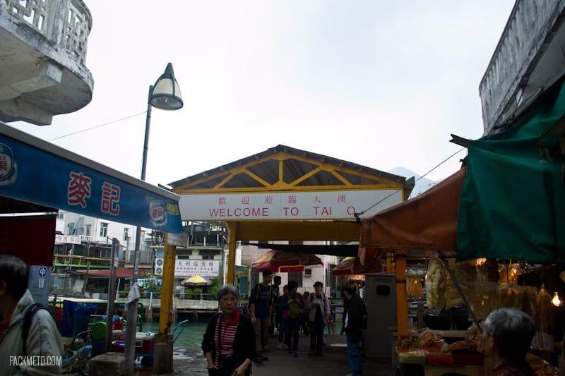 Tai O - Things to do on Lantau Island | packmeto.com