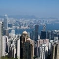City Skyline - Hong Kong Victoria Peak