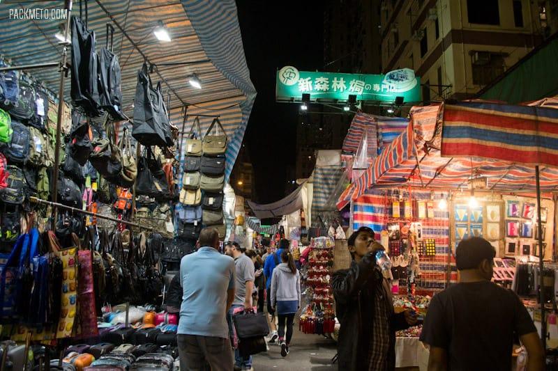 The Markets of Hong Kong – A Shopper's Paradise