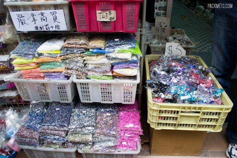 Textiles Wholesale Sham Shui Po Hong Kong