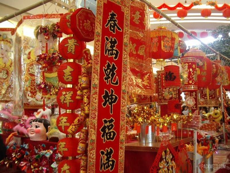 chinese new year banners - Chinese New Year Traditions