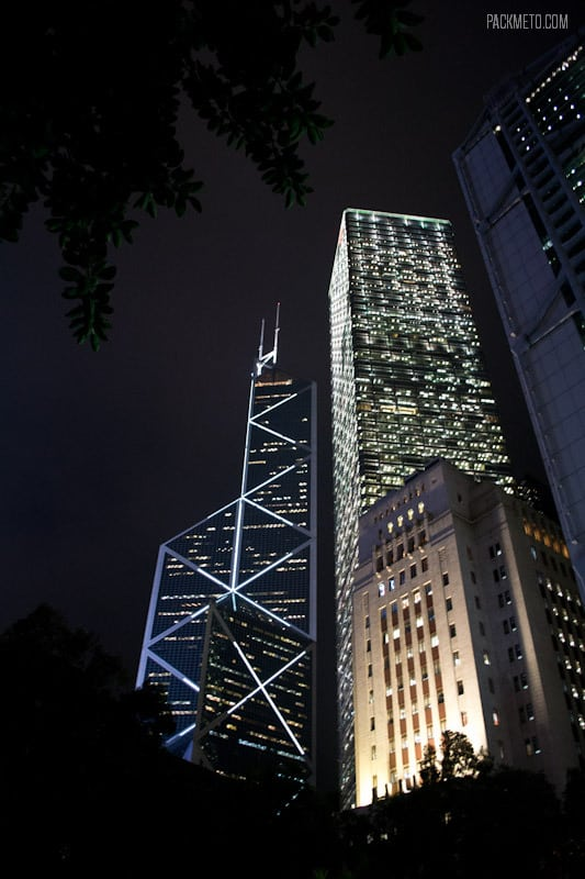 Hong Kong Bank of China Building - 7 Free Things to Do in Hong Kong | packmeto.com