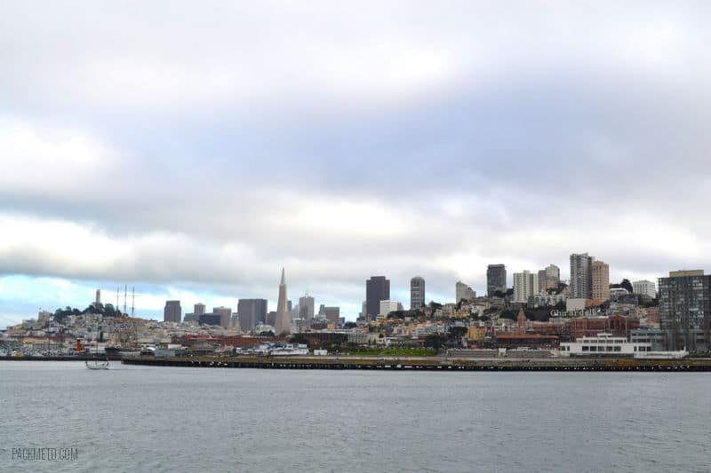 San Francisco Skyline Horizontal