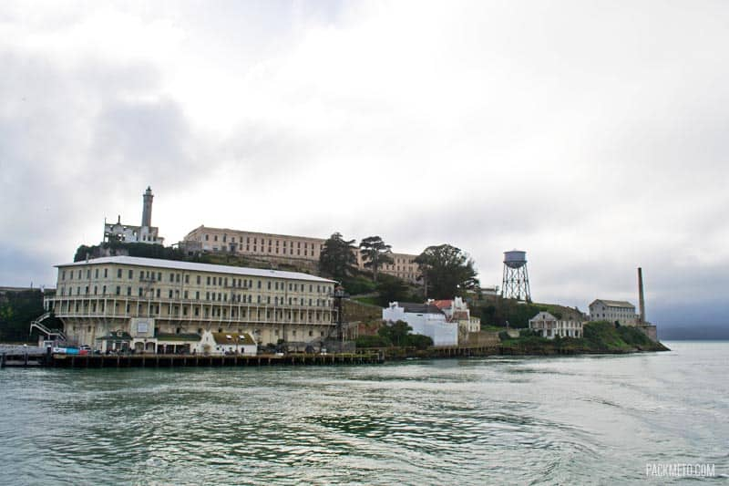 Touring Alcatraz in San Francisco