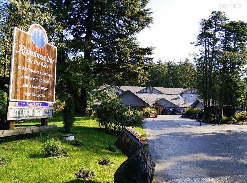 Review: Jamie's Rainforest Inn in Tofino, British Columbia