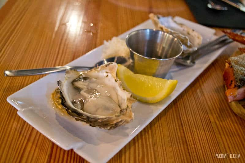 Tofino Fish Store and Oyster Bar - Clyoquot Climax