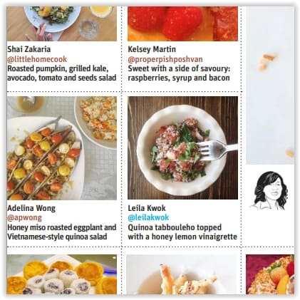 Adelina in Gastropost