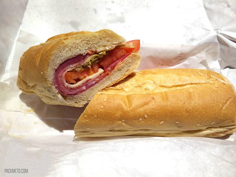 L'Appetito La Bomba Sandwich - What to Eat in Chicago | packmeto.com
