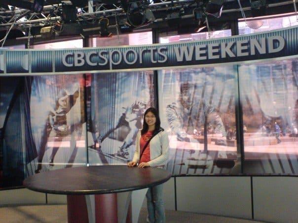 Adelina CBC Newsdesk Toronto