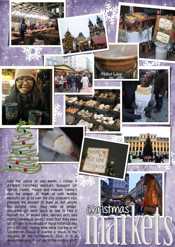 Travellers Gift Guide 2015 Scrapbook Christmas Markets | packmeto.com