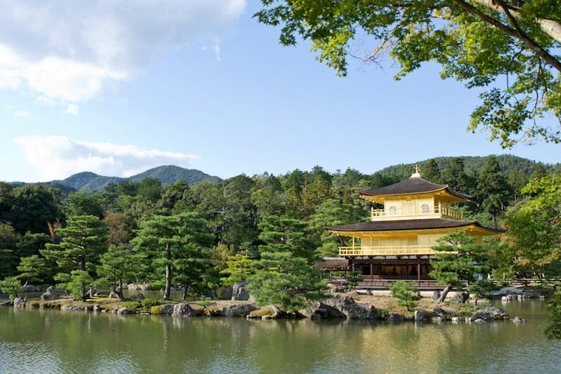 Visiting the Stunning Kinkaku-ji: Kyoto's Golden Pavilion