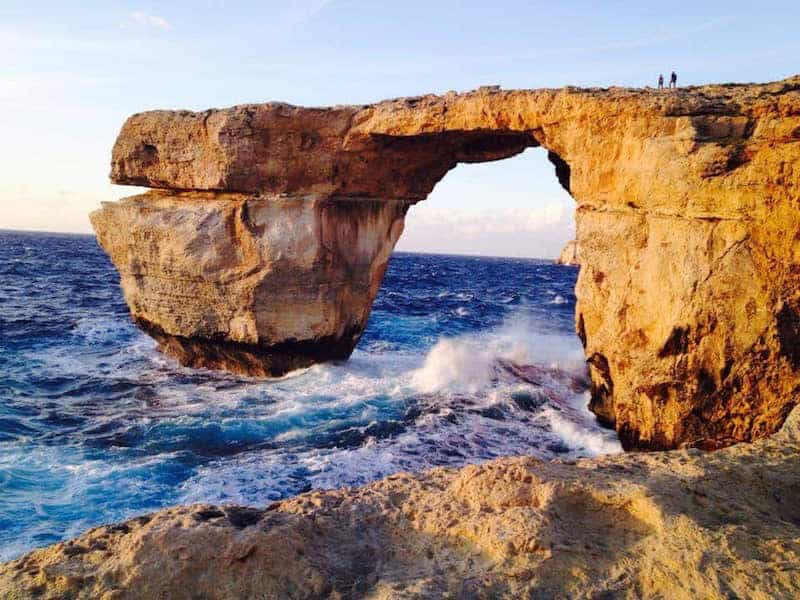 Queidue-Azure Window Sunset