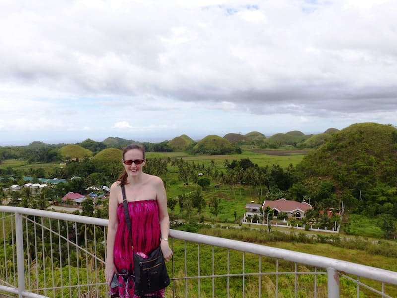Wheres Sharon Chocolate Hills