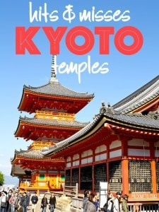 Hits & Misses Kyoto Temples | packmeto.com