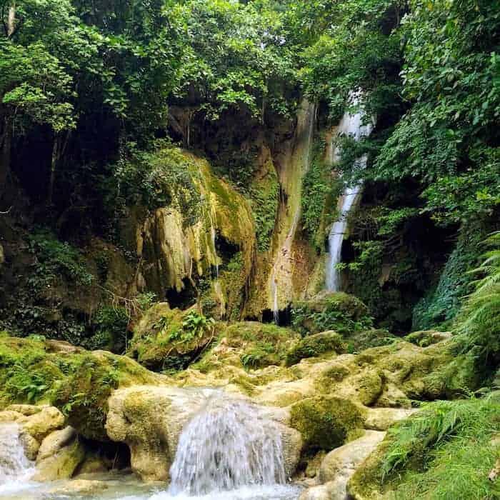 Mag-Aso Falls Philippines