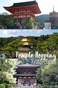Temple Hopping in Kyoto | packmeto.com