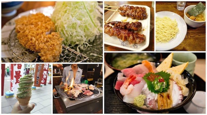 The Best Of Everything I Ate in Tokyo, Japan