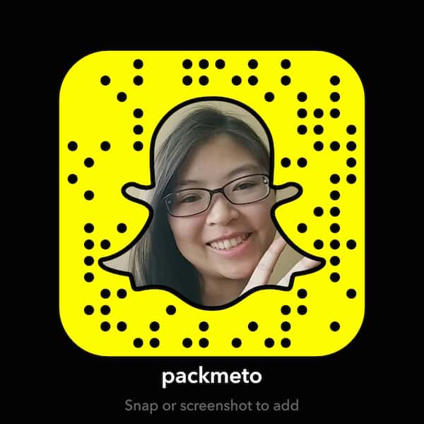 Pack Me To Snapcode
