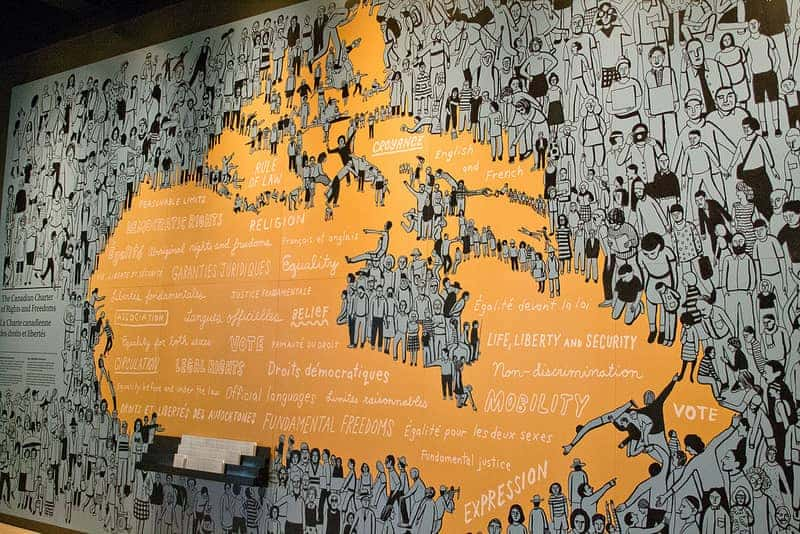 mural-of-words-from-canadian-charter-of-rights-and-freedoms-cmhr