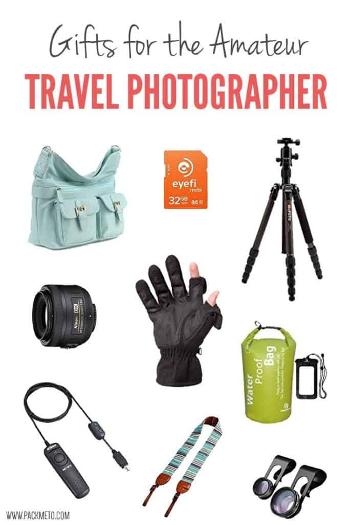 Best Gifts for Travellers Who Love To Take Photos | packmeto.com