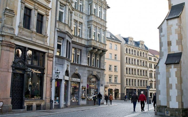 A Day in Leipzig: History, Bach, and Cake