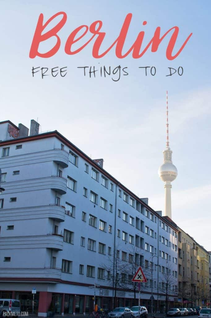 Berlin Free Things To Do | packmeto.com