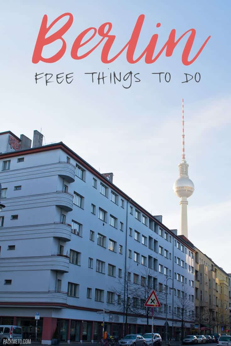 With its captivating history, delicious food, and bustling nightlife, Berlin is fantastic if you're on a budget. Here are 7 free things to do in Berlin.