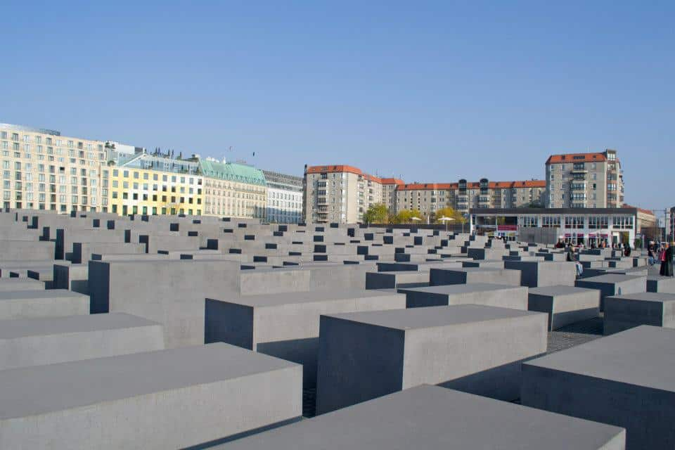 Holocaust Memorial Berlin - 7 Free Things To Do in Berlin | packmeto.com