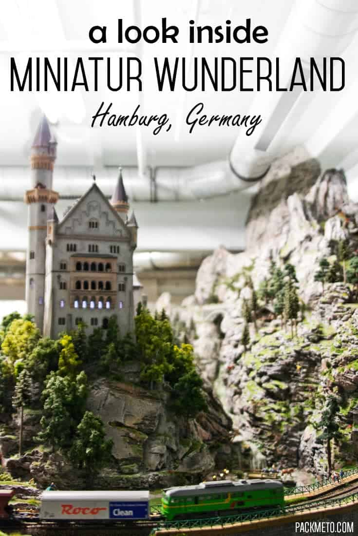 A visit and look inside Germany's most popular tourist attraction: Miniatur Wunderland in Hamburg.