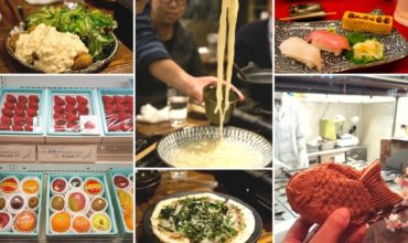Eat Like an All Star with Arigato Japan Food Tours