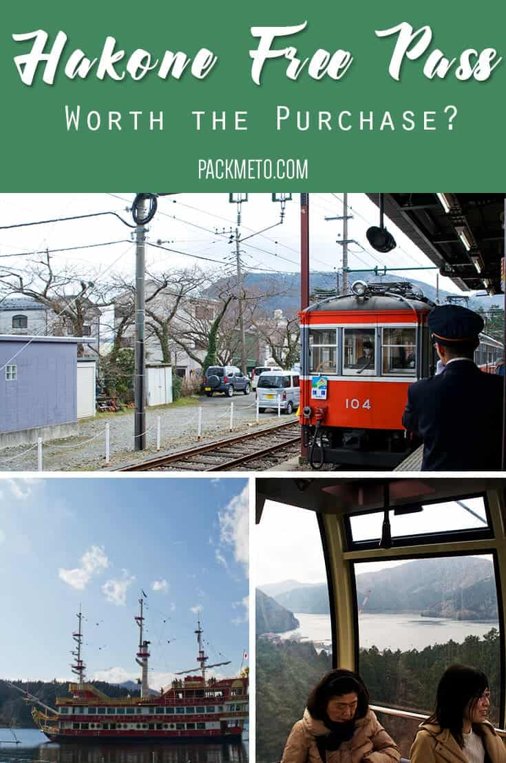 Heading to Hakone, Japan and not sure if the Hakone Free Pass is worth it for you? Don't fret, I've done the math for you