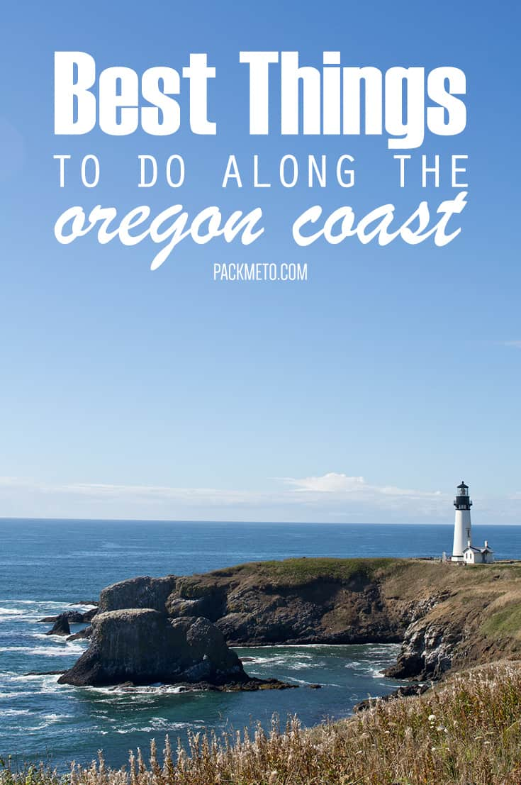 Planning a road trip down the Oregon Coast? Here are the best things to do along the way that will leave you wanting more | via @packmeto