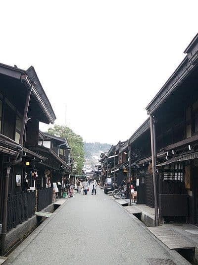 Takayama, Japan: City of Beef and Sake