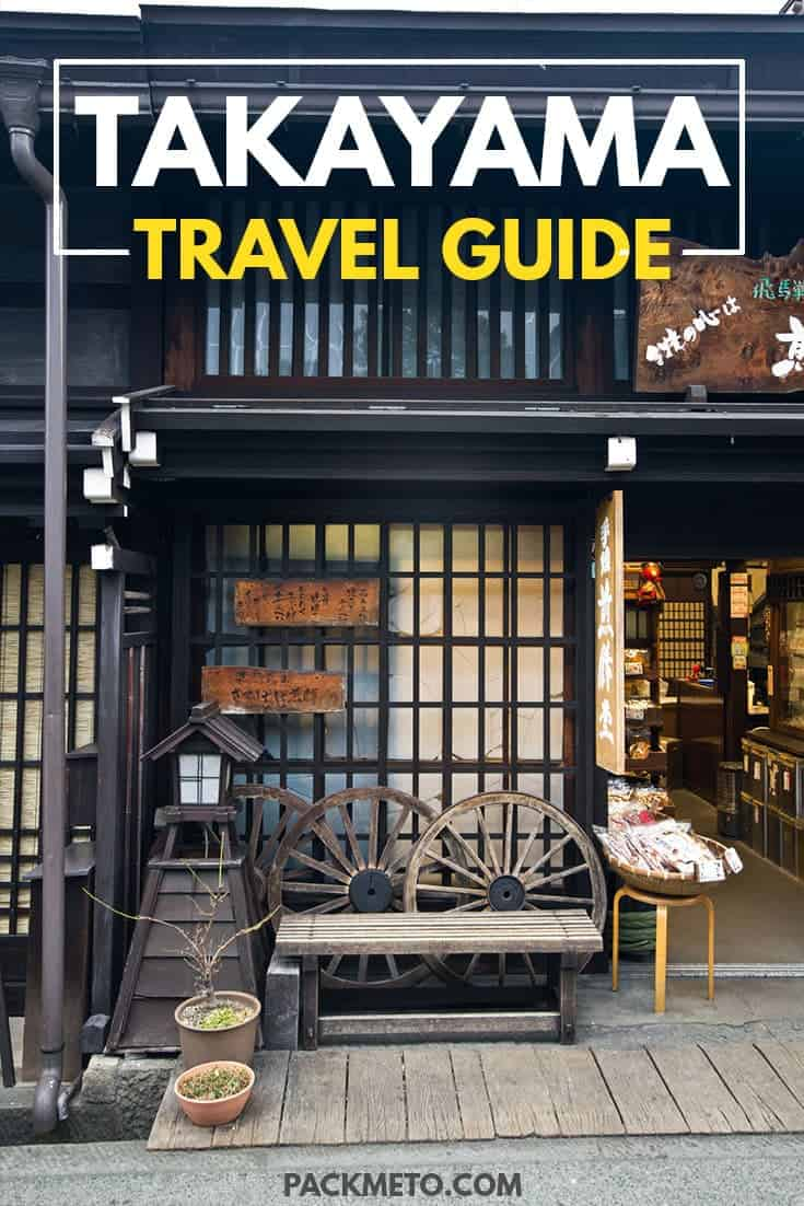 Takayama - a travel guide. Things to do, where to stay, what to buy and where to eat in Takayama, Japan.