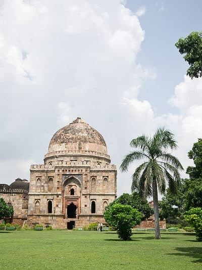 Lodi Gardens: Tombs, a Mosque, and So Much More