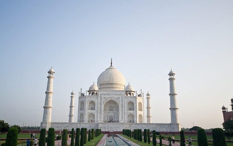 Incredible India: Visiting the Taj Mahal