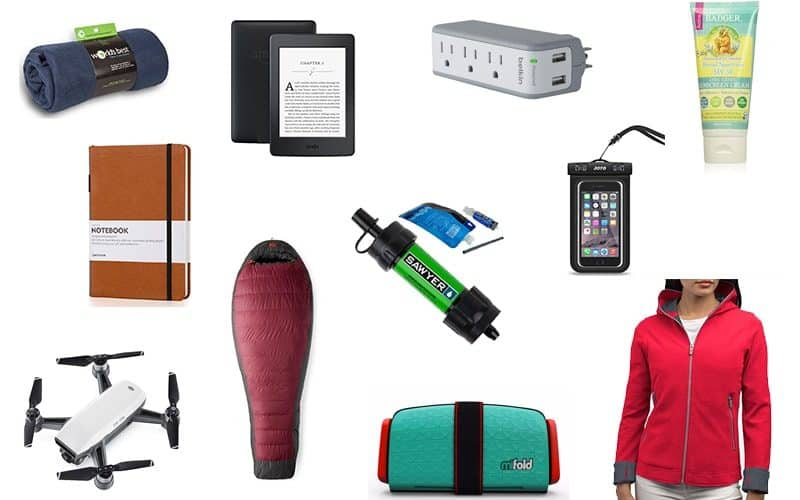 48 Must Have Travel Gadgets and Accessories As Recommended By Travel Bloggers