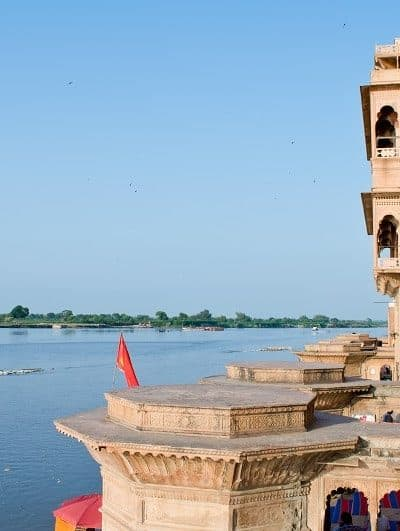 Temples and Krishna – Exploring the Holy Town of Vrindavan