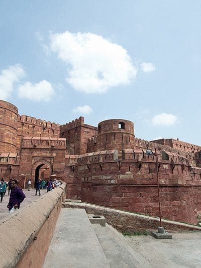 Inside the Agra Fort: Highlights from the Red Fort of Agra